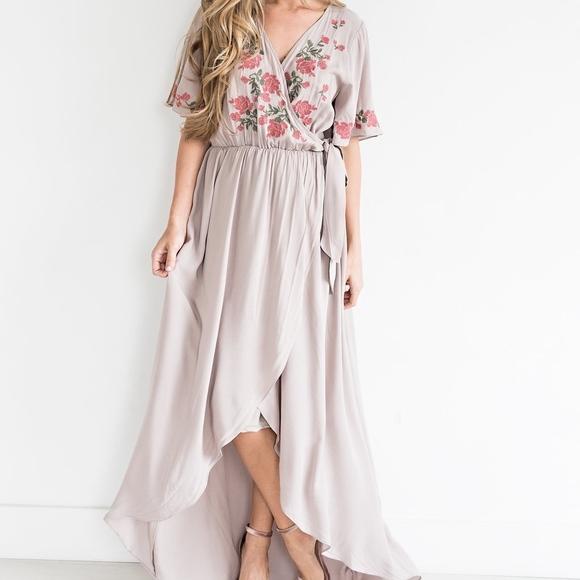 5133ae8698f JessaKae Dresses   Skirts - JessaKae Rosebuds   Romance Maxi